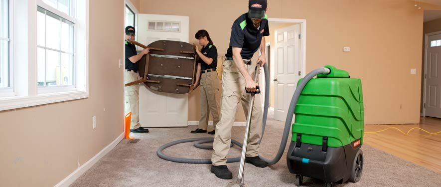 New Bern, NC residential restoration cleaning